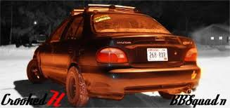1998 hyundai accent specs bbsquad11 1998 hyundai accentgl sedan 4d specs photos