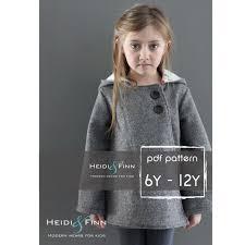 cute jacket pattern pattern for an adorable swing coat the hood has long floppy bunny