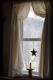 95 best primitive window treatments images on pinterest