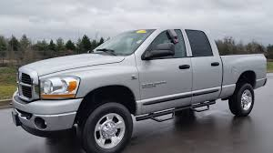 sold 2006 dodge ram 2500 quad cab big horn quad cab slt 4x4 5 9l