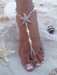 barefoot sandals for wedding starfish barefoot sandals wedding barefoot sandal bridal