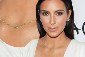 kanye west earrings we s gold nori necklace and earrings