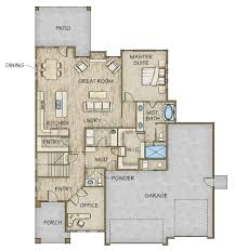 floor plan details todd campbell custom homes home builder