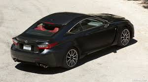 2017 lexus rc luxury sedan 2017 lexus rc f rear three quarter hd wallpaper 30
