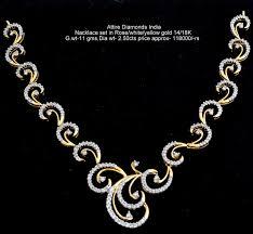 designer diamond sets diamond necklace sets indian diamond necklace sets designer