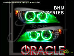 bmw headlights 06 08 bmw 7 series plasma halo rings headlights bulbs