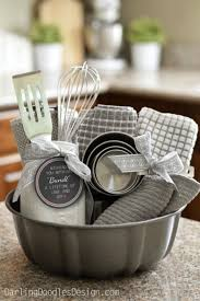 cooking gift baskets great ideas for diy gift baskets neatorama