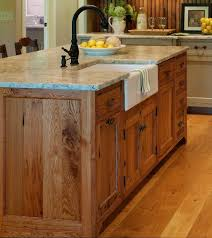 kitchen kitchen islands with farmhouse sink beverage serving
