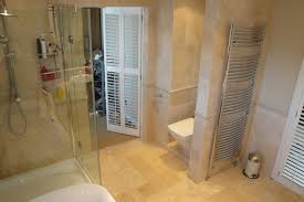 bathroom shutters west country shutters
