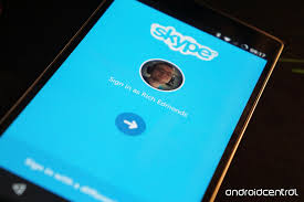 how to change your skype password on android android central