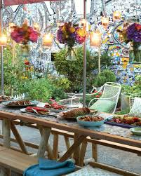 how to style the best end of summer cocktail party catch decor