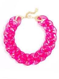 pink collar necklace images Collar necklace girl intuitive jpg