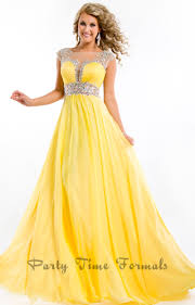 images of yellow ball gown prom dresses u2013 reikian with bright