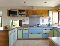 mid century modern cabinet style kitchen all modern home designs