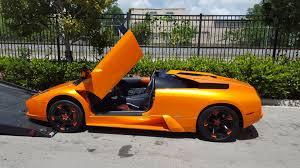 Lamborghini Murcielago Orange - orange lamborghini murcielago awesome looking wheels start up