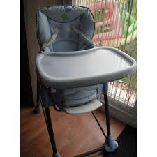 chaise haute b b confort omega chaise haute bébé confort omega bleu bébé confort occasion 55 00