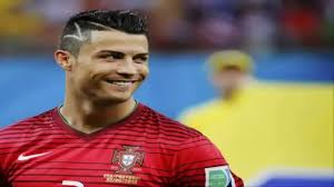 cristiano ronaldo u0027s new haircut style portugal vs usa world