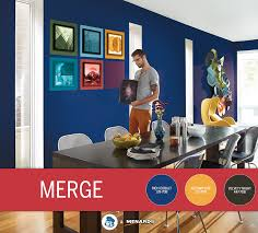 add some personality to your room with the dutch boy merge color