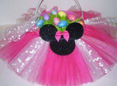 minnie mouse easter basket ideas easter basket minnie mouse inspired easter