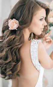 Hochsteckfrisurenen Offene Haare by 15 Besten Hochzeit Bilder Auf Frisur Für Langes Haar