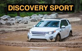 land rover discovery off road 2015 land rover discovery sport off road and track review youtube