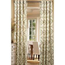 Cotton Curtains And Drapes Beige Cotton Curtains U0026 Drapes Window Treatments The Home