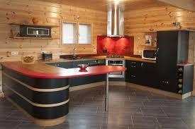 cuisine en coin cuisine caradec cuisine moderne modèle justine idées pour la