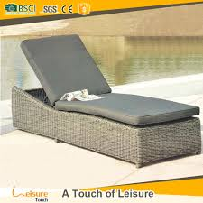 sale rattan pool lounger furniture used resort outdoor