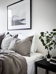 Home Decor Black And White Home In Sand And Grey Via Cocolapinedesign Com Bedroom