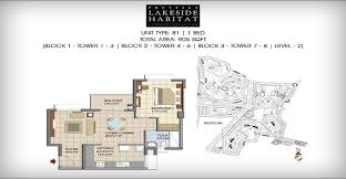 Lakeside Floor Plan Prestige Lakeside Habitat Check Property Review U0026 Price