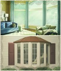 3 window covering ideas to decorate bow windows centurian window