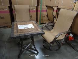 Kirkland Signature Patio Heater by Patio Patio Dining Sets Costco Home Interior Decorating Ideas