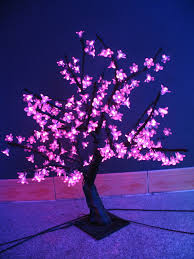 led tree pink led tree light w 196pcs leds