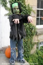 Boys Halloween Costume Ideas Frankenstein Costume Easy Kids Costume Quick Costume Ideas