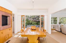 Bungalow Dining Room by Stockard Channing Is Selling Her 1 9 Million Modern Bungalow In
