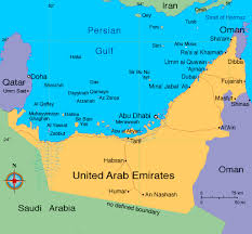map of oman and uae maps of uae emirates travel guide