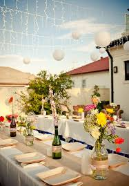 Ideas For Backyard Wedding Reception by Best 25 Bamboo Plates Wedding Ideas On Pinterest Classy