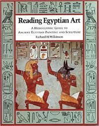 amazon com reading egyptian art a hieroglyphic guide to ancient