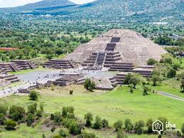 Teotihuacan Mexico Map by Mexico City Rentals For Your Vacations With Iha Direct
