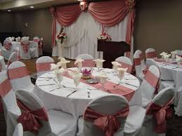 wedding chair covers rental chair covers sashes noretas decor inc