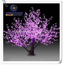 outdoor lighted cherry blossom tree color changing led japanese cherry blossom tree light buy color