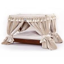 Pet Canopy Bed Cabana Couture Canopy Bed Pet Beds Beds And