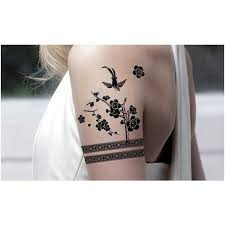 20 beautiful armband tattoos styles weekly