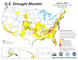 Map Of Northeast America by Drought March 2017 State Of The Climate National Centers For