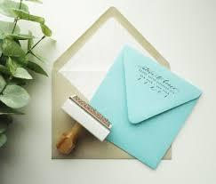 wayward style return address stamp u2013 angeliqueink