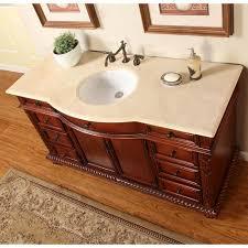 Cherry Bathroom Vanity by 60