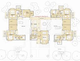 floor plans with courtyard home plans with courtyard awesome 50 best hacienda style home