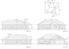 Floor Plan With Elevation by Sample New Home Floor Plans Parker Built Homes