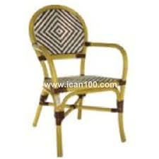 Wicker Bistro Chairs Import Bamboo Looking Rattan Bistro Chair From China Bamboo Chair