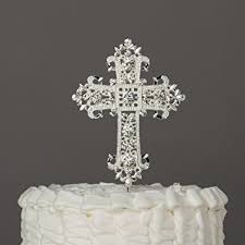 communion cake toppers cross cake topper communion religious baptism christening